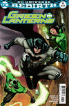 Cover for Green Lanterns (DC, 2016 series) #16 [Emanuela Lupacchino Variant Cover]