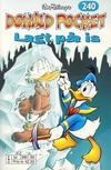 Cover Thumbnail for Donald Pocket (1968 series) #240 - Lagt på is [Reutsendelse bc 390 85]
