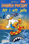 Cover Thumbnail for Donald Pocket (1968 series) #248 - Alt i et jafs [1. opplag]