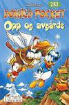 Cover Thumbnail for Donald Pocket (1968 series) #252 - Opp og avgårde [Reutsendelse bc 390 81]