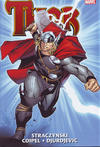 Cover Thumbnail for Thor by J. Michael Straczynski Omnibus (2010 series)  [Oliver Coipel variant]