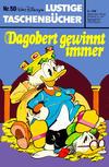 Cover for Lustiges Taschenbuch (Egmont Ehapa, 1967 series) #50 - Dagobert gewinnt immer  [5.00 DM]
