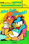 Cover for Lustiges Taschenbuch (Egmont Ehapa, 1967 series) #68 - Alles Gute, Donald! [5.30 DM]