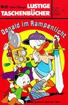 Cover for Lustiges Taschenbuch (Egmont Ehapa, 1967 series) #81 - Donald im Rampenlicht