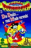 Cover for Lustiges Taschenbuch (Egmont Ehapa, 1967 series) #117 - Die Ducks ... vom Winde verweht [Testauflage]