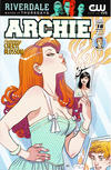 Cover Thumbnail for Archie (2015 series) #16 [Cover B - Marguerite Sauvage]