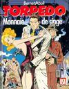 Cover for Torpedo (Comics USA, 1987 series) #8 - Monnaie de singe