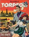Cover for Torpedo (Comics USA, 1987 series) #9 - Debout les morts