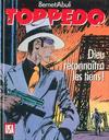 Cover for Torpedo (Comics USA, 1987 series) #10