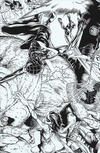 Cover Thumbnail for Champions (2016 series) #1 [2016 NYCC Exclusive Monsters Unleashed Teaser Arthur Adams Black and White Connecting Variant]