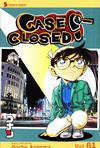 Cover for Case Closed (Viz, 2004 series) #61