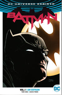 Cover Thumbnail for Batman (DC, 2017 series) #1 - I Am Gotham
