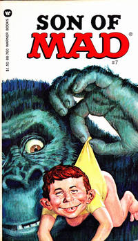 Cover Thumbnail for Son of Mad (Warner Books, 1973 series)