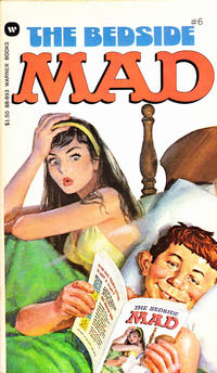 Cover Thumbnail for The Bedside Mad (Warner Books, 1973 series)