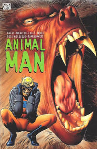 Cover Thumbnail for Animal Man (DC, 2001 series)
