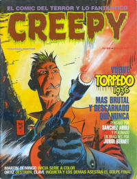 Cover Thumbnail for Creepy (Toutain Editor, 1979 series) #68