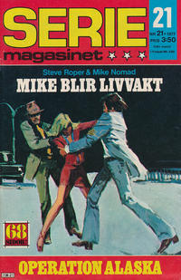Cover Thumbnail for Seriemagasinet (Semic, 1970 series) #21/1977
