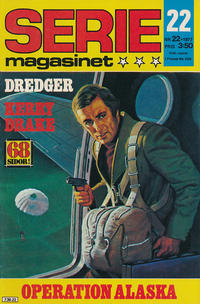 Cover Thumbnail for Seriemagasinet (Semic, 1970 series) #22/1977