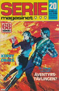 Cover Thumbnail for Seriemagasinet (Semic, 1970 series) #20/1977