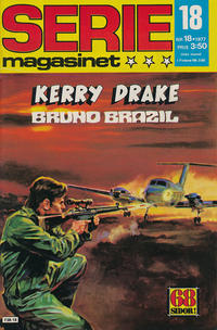 Cover Thumbnail for Seriemagasinet (Semic, 1970 series) #18/1977