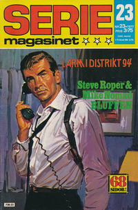Cover Thumbnail for Seriemagasinet (Semic, 1970 series) #23/1977