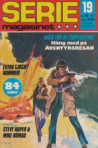 Cover Thumbnail for Seriemagasinet (Semic, 1970 series) #19/1977