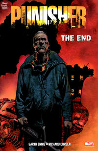 Cover Thumbnail for Marvel Graphic Novels (Panini Deutschland, 2002 series) #[7] - Punisher - The End