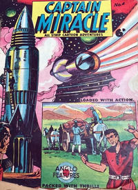 Cover Thumbnail for Captain Miracle (Mick Anglo Ltd., 1960 series) #4