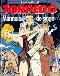 Cover Thumbnail for Torpedo (Comics USA, 1987 series) #8 - Monnaie de singe