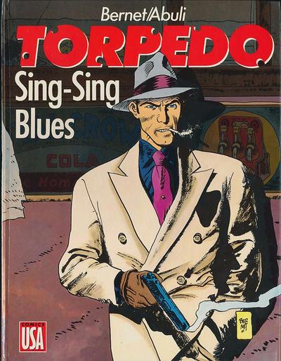 Cover for Torpedo (Comics USA, 1987 series) #7