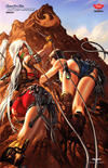 Cover Thumbnail for Grimm Fairy Tales Myths & Legends (2011 series) #17 [2012 Phoenix Comicon Variant - Eric Basaldua]