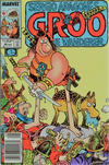 Cover Thumbnail for Sergio Aragonés Groo the Wanderer (1985 series) #30 [Newsstand Edition]