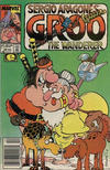 Cover for Sergio Aragonés Groo the Wanderer (Marvel, 1985 series) #34