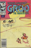 Cover for Sergio Aragonés Groo the Wanderer (Marvel, 1985 series) #48 [Newsstand]
