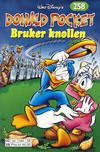 Cover Thumbnail for Donald Pocket (1968 series) #258 - Donald bruker knollen [1. opplag]