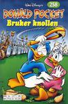 Cover Thumbnail for Donald Pocket (1968 series) #258 - Donald bruker knollen [Reutsendelse bc 277 96]