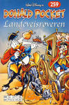 Cover Thumbnail for Donald Pocket (1968 series) #259 - Landeveisrøveren [Reutsendelse bc 277 96]