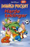 Cover Thumbnail for Donald Pocket (1968 series) #257 - Harde taklinger [Reutsendelse bc 277 96]