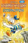 Cover Thumbnail for Donald Pocket (1968 series) #262 - Edderkoppøya [Reutsendelse bc 277 96]
