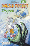 Cover Thumbnail for Donald Pocket (1968 series) #267 - Dypet [Reutsendelse bc 277 95]