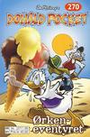 Cover Thumbnail for Donald Pocket (1968 series) #270 - Ørkeneventyret [Reutsendelse bc 277 95]