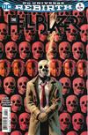 Cover for Hellblazer (DC, 2016 series) #6 [John Cassaday Cover Variant]