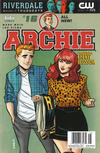 Cover Thumbnail for Archie (2015 series) #16 [Newsstand - Joe Eisma]