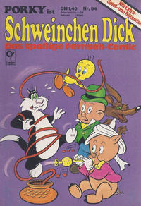 Cover Thumbnail for Schweinchen Dick (Condor, 1972 series) #94