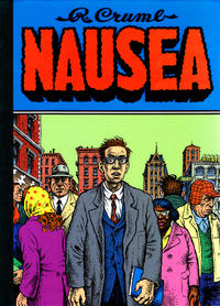 Cover Thumbnail for Nausea (Reprodukt, 2012 series)