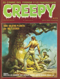 Cover Thumbnail for Creepy (Toutain Editor, 1979 series) #27