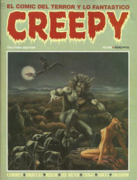 Cover Thumbnail for Creepy (Toutain Editor, 1979 series) #65