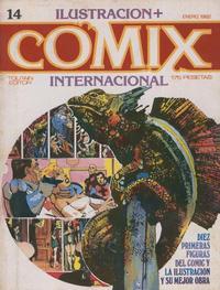 Cover Thumbnail for Ilustración + Comix Internacional (Toutain Editor, 1980 series) #14