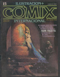 Cover Thumbnail for Ilustración + Comix Internacional (Toutain Editor, 1980 series) #15