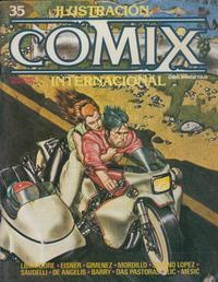 Cover Thumbnail for Ilustración + Comix Internacional (Toutain Editor, 1980 series) #35